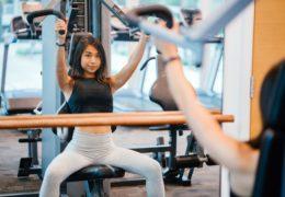 Pompki – ćwiczenie na klatkę piersiową